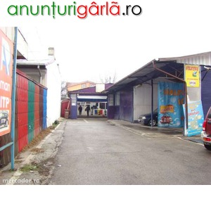 Imagine anunţ Inchiriez teren, spalatorie in zona Colentina