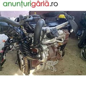 Imagine anunţ Motor si cutie LOGAN 1, 5 dci suna 0763619001 Motor si cutie LOGAN 1, 5 dci Vand motoare dacia logan 15dci 14mpi 16mpi 16 16valve cutie viteze dacia logan 15dci