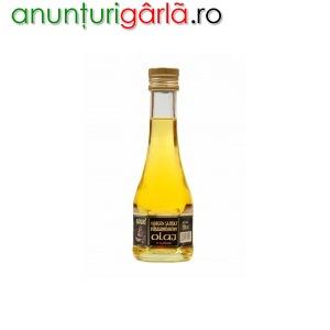 Imagine anunţ uleiuri vegetale