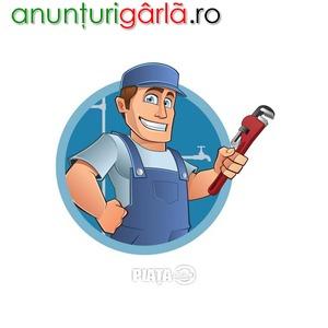 Imagine anunţ Instalator 0753841298