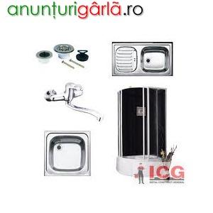 Imagine anunţ Instalator Titan-Costin Georgian-Iancului 0766458309