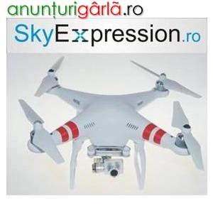 Imagine anunţ Filmare cu drona