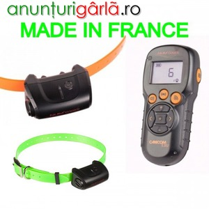 Imagine anunţ www.devanatoare.com In stoc zgarzi de vanatoare Canicom-Franta