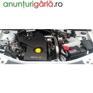 Imagine anunţ Vand motor dacia logan 1. 5 dci euro 5 din 2013 motorul provine de pe o masina avariata total se afla pe masina se poate porni ! stare ireprosabila ca nou ! ! !