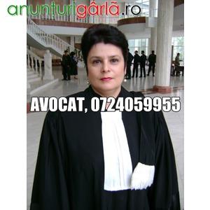 Imagine anunţ Echipa avocati dr taberei, 0724059955