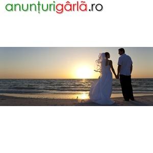 Imagine anunţ Fotograf de nunta, videograf nunta, filmari cu drona