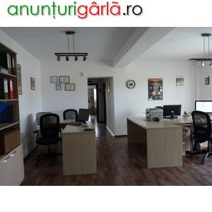 Imagine anunţ Inchiriez sau vand aprtament cu destinatia de sediu de birouri situat in zona Baneasa