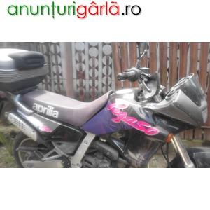 Imagine anunţ Vand motocicleta Aprilia