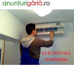 Imagine anunţ AER CONDITIONAT - Montaj / Service / Incarcare freon etc.