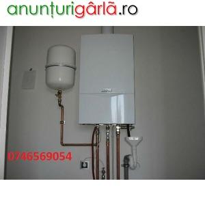 Imagine anunţ INSTALATOR-Montaj/service centrale termice, aer conditionat, instalatii