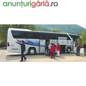 Imagine anunţ Tranport persoane BOLOGNA/ITALIA-cu autocar