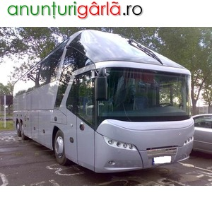 Imagine anunţ Transport ITALIA/Udine, Brescia, Parma, Genova, Torino, Lecce-cu autocar,