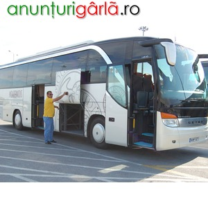 Imagine anunţ Transport LEICESTER, LANCASTER, STOCKPORT-la adresa ANGLIA