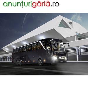 Imagine anunţ Transport SOUTHAMPTON, LONDRA, CHELMSFORD/Anglia-cu autocar