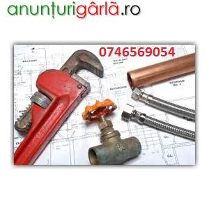 Imagine anunţ INSTALATOR-Montaj / service AER CONDITIONAT + instalatii sanitare, termice etc.
