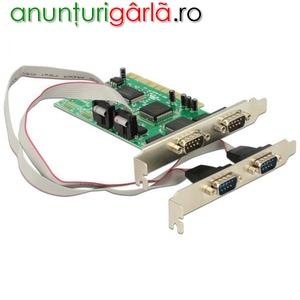 Imagine anunţ Placa PCI cu 4x Serial - 89046