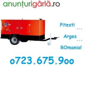 Imagine anunţ generator curent 48kw Pitesti Arges