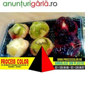 Imagine anunţ Ambalaje Cofetarie Proces Color