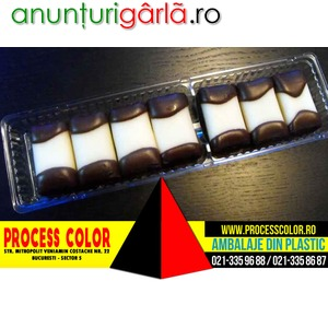 Imagine anunţ Alveole Biscuiti Process Color