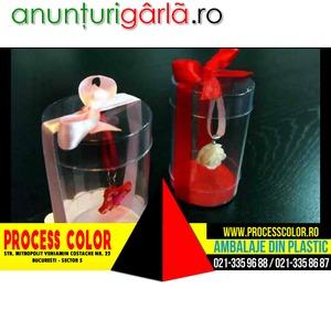Imagine anunţ Atelier Ambalaje Cadouri Process Color