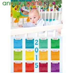 Imagine anunţ Calendare personalizate 2016 de perete