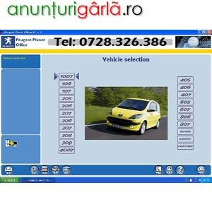 Imagine anunţ Servicii Diagnoza Auto Testare PEUGEOT cu Tester de Uzina si Service Electrica chiar si la Domiciliu Bucuresti / Ilfov