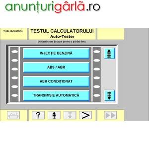 Imagine anunţ Servicii Diagnoza DACIA Testare Auto si Service Electrica si la Domiciliiu Bucuresti Ilfov
