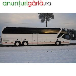 Imagine anunţ Targu Mures-Wuppertal, Dusseldorf, Kassel-transport persoane