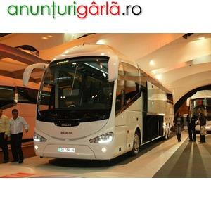 Imagine anunţ Transport persoane Hamm, Stuttgart, Koblenz/Germania-Alex Euro Tour