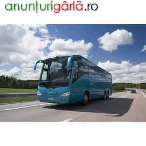 Imagine anunţ Bacau-Heide, Husum, Dortmund, Suhl, Bitburg, Ludwigshafen-transport persoane