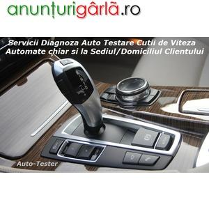 Imagine anunţ Diagnoza Auto Cutie Viteze Automata Testare cu Tester Service Electrica si la Domiciliu Bucuresti Ilfov
