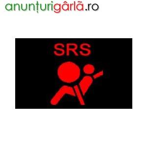 Imagine anunţ Diagnoza Testare Resetare / Resoftare Airbag - Stergere Crash Data