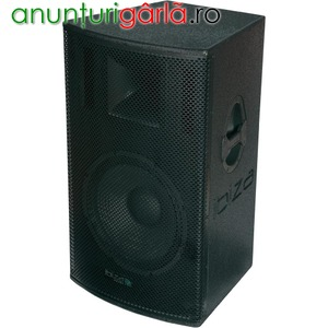 "Imagine anunţ Boxa activa profesionala Ibiza sound SHQ15AMP, 15"", 600W"