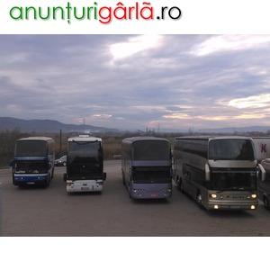 Imagine anunţ Alba Iulia-Offenburg–Ohringen–Passau-transport persoane Germania