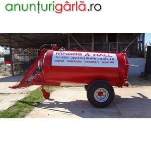 Imagine anunţ cisterna, vidanja 3000 litrii