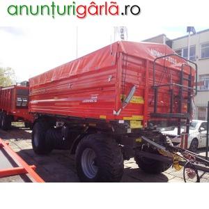 Imagine anunţ remorca agricola Ursus, 12 tone