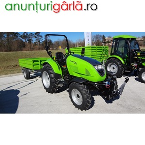 Imagine anunţ tractor agricol Tuber 35 cp, 4x4