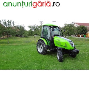 Imagine anunţ tractor agricol Tuber, 45 cp