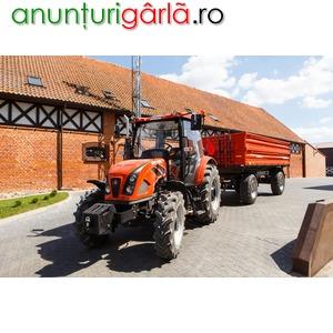 Imagine anunţ tractor agricol Ursus 75 cp, 4x4