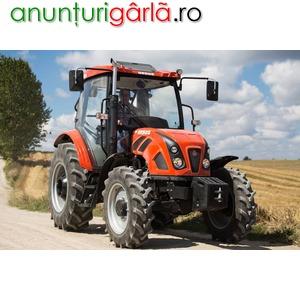 Imagine anunţ tractor agricol Ursus 80 cp