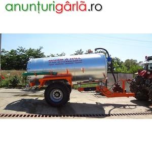 Imagine anunţ vidanja 10000 litrii