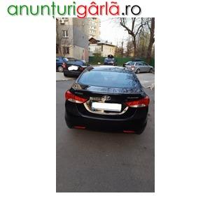 Imagine anunţ Hyundai Elantra 2012