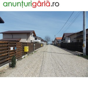 Imagine anunţ Teren 270 mp/utili lot in comuna Berceni curent la lot