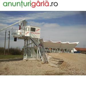 Imagine anunţ Statie de betoane 45mc/h, SIMI mobil BSA 45