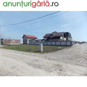 Imagine anunţ Teren - lot de casa - 285 mp utili comuna Berceni