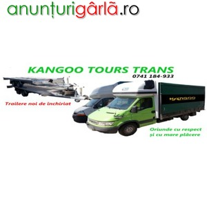 Imagine anunţ Transport marfa auto intern international