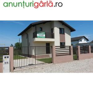 Imagine anunţ Vila 4 camere cu 3 bai intrare comuna Berceni