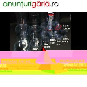 Imagine anunţ Ambalaje din plastic Process Color