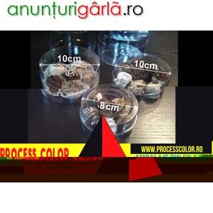 Imagine anunţ Ambalaje din plastic pentru trufe Process Color