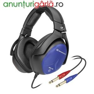 Imagine anunţ Casti audiometrie Sennheiser HDA 300